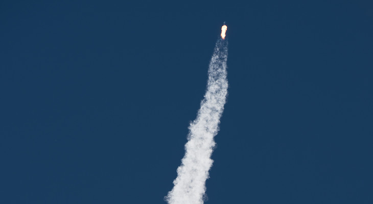 SpaceX Rocket Launched Successfully