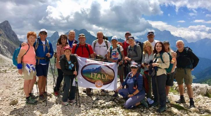 International Hikers Raise Nearly $140,000 for Local Teen Center