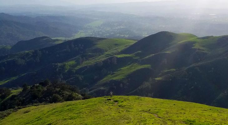 Green Grass Mountain