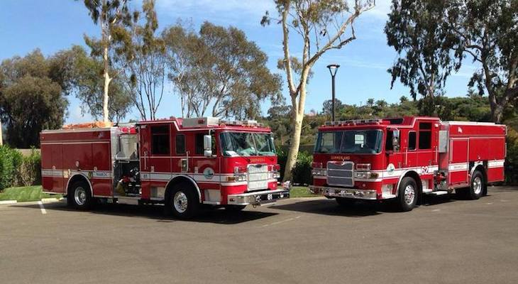 Carpinteria-Summerland Fire Department Awarded Safety Grant title=