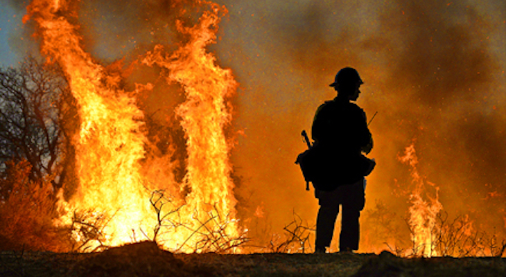 New Wildfire Protection Plan for San Marcos Pass title=