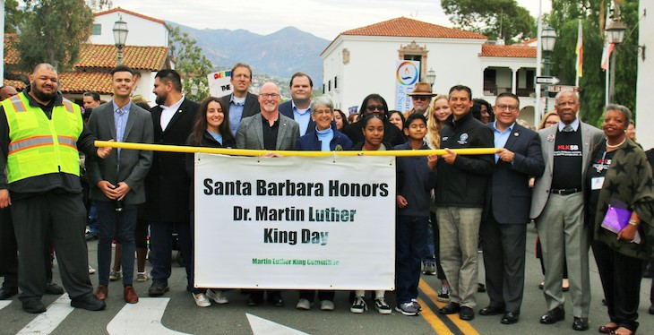 Local MLK Committee Celebrates Dr. King title=
