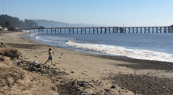 County Retains Firm to Provide Guidance on Re-Opening Goleta Beach title=
