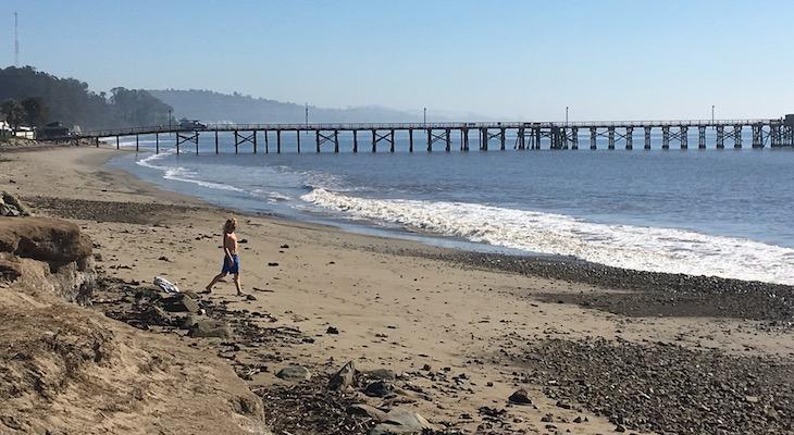 Goleta Beach Ocean Waters Now Open