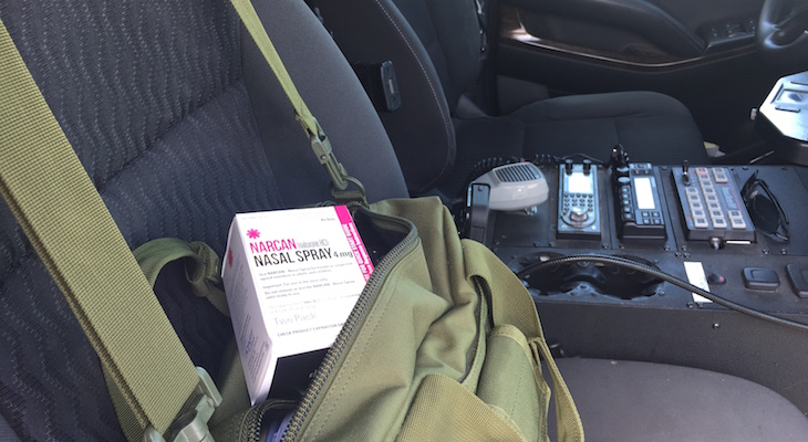 Deputies Use Narcan to Save Overdose Victim title=