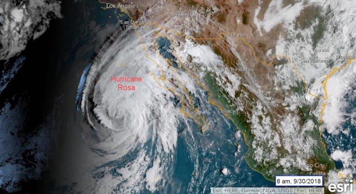 Storm to Bring High Surf to Santa Barbara