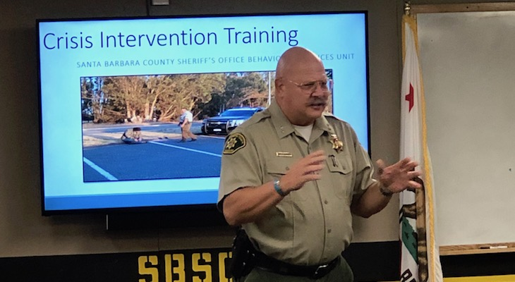 County Jail Staff Receives Training to Increase Mental Health Awareness