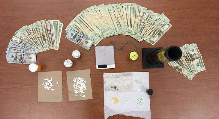 Oceanside Men Arrested in Isla Vista for Drug Possession