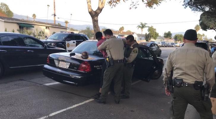 Stolen Vehicle in Carpinteria Yields Stolen Property