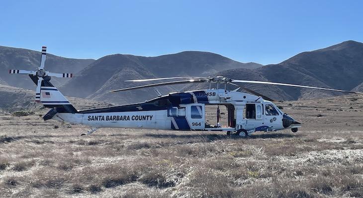 Photo: Santa Barbara County Sheriff's Office