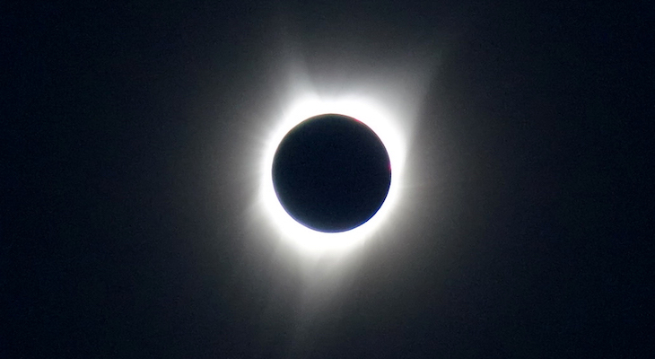 Oregon Total Solar Eclipse Photos and Impressions