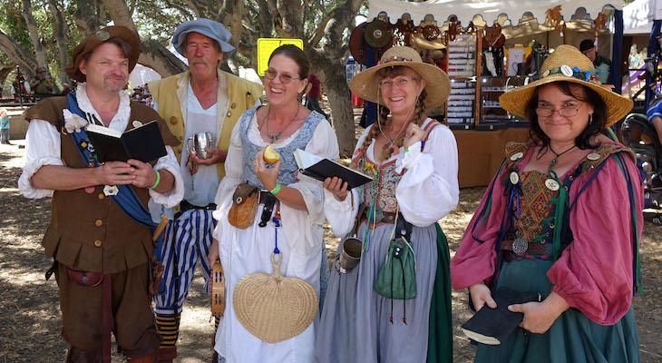 Lompoc Renaissance Faire!