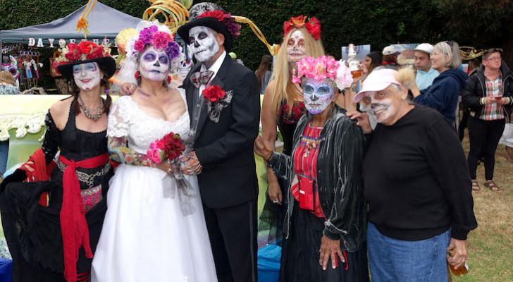 Día de los Muertos in Carpinteria