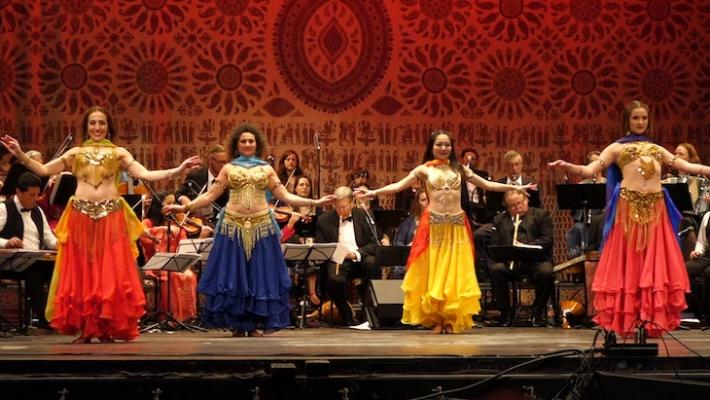 UCSB Middle East Ensemble Music and Dance title=