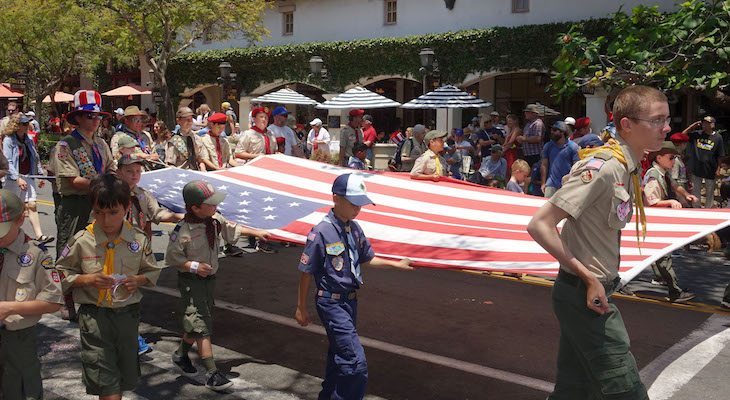 Independence Day Events in Santa Barbara title=