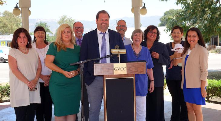 James Kyriaco Goleta City Council Campaign Kickoff title=