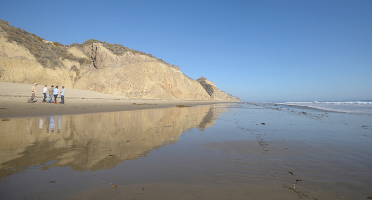 Shuttles, Cars, or Trails? State Offers Menu of Options for Hollister Ranch Beach Access title=