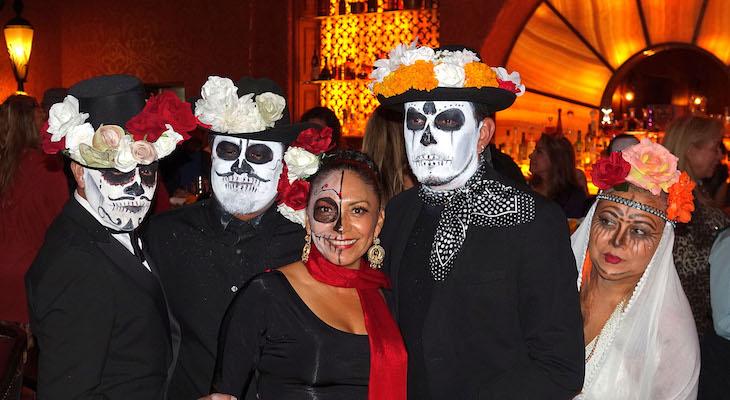 Early Día de Los Muertos at the BIltmore! title=