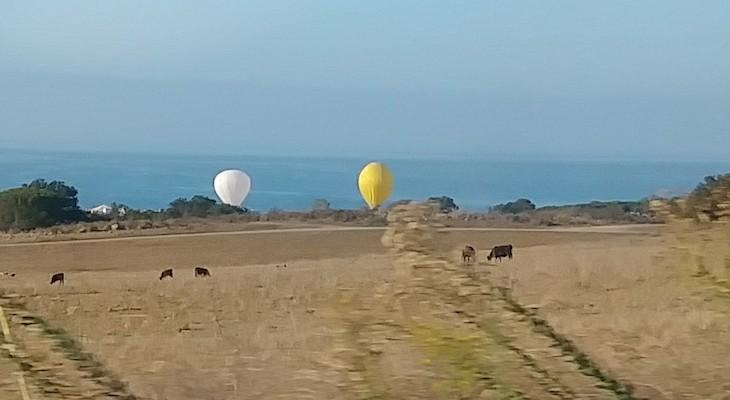 Weather Balloons Near Goleta? title=