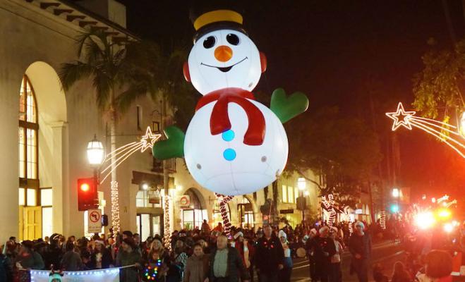 Holiday Happenings in Santa Barbara title=