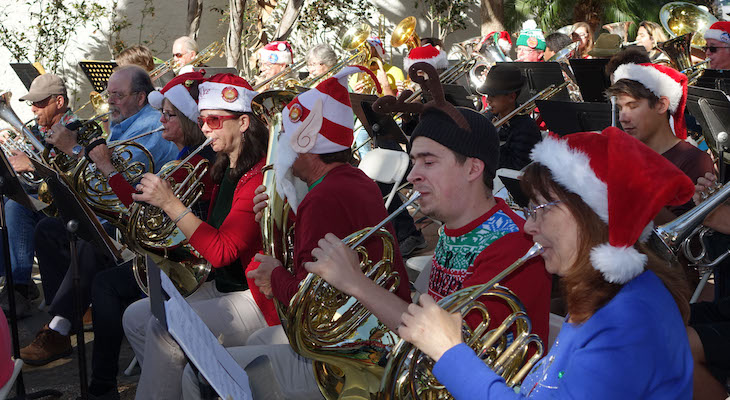 A Very Tuba Christmas title=