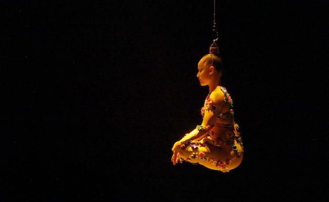 Cirque du Soleil Volta Experience! title=