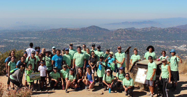 Hike4Kids Raises Funds to Reopen Circle V Ranch Camp title=
