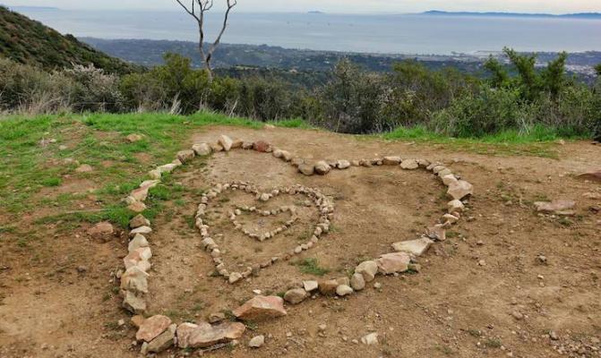 Mission Ridge Sierra Club Hike title=
