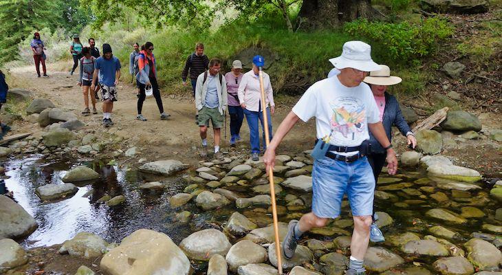 Arroyo Hondo Preserve Hike