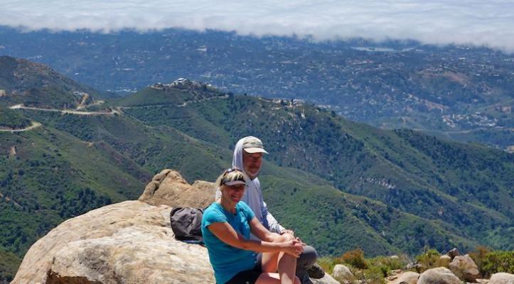 Rocky Pine Ridge Sierra Club Hike title=