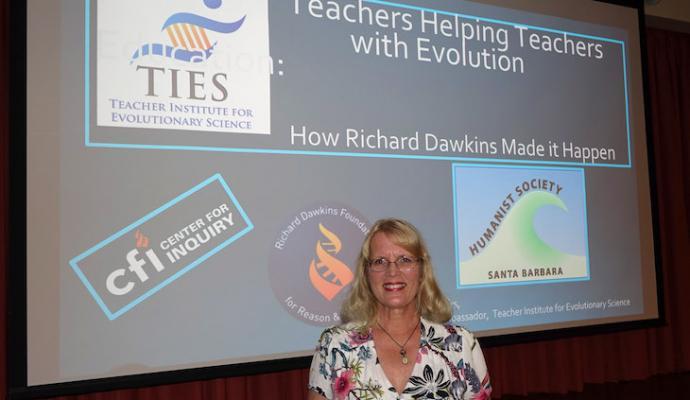 Teachers Helping Teachers with Evolution title=