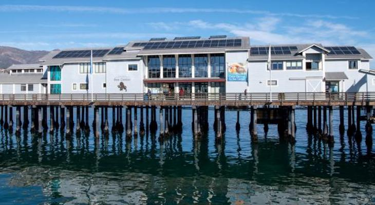 Sea Center Goes Solar with Solarize Nonprofit Program