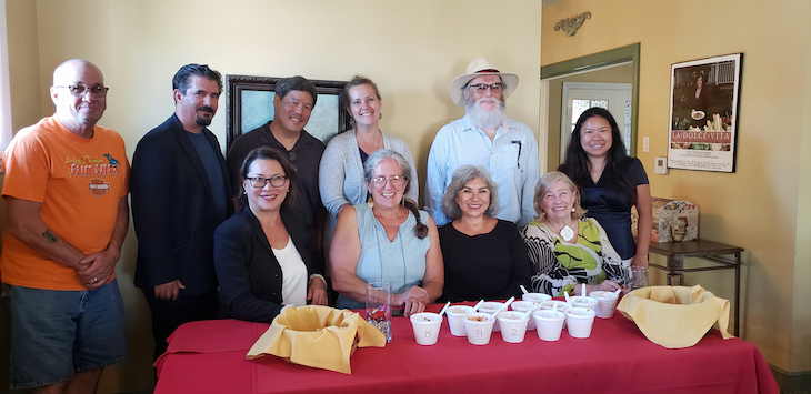 Local Food Writers Judge Oxnard Salsa Competition title=