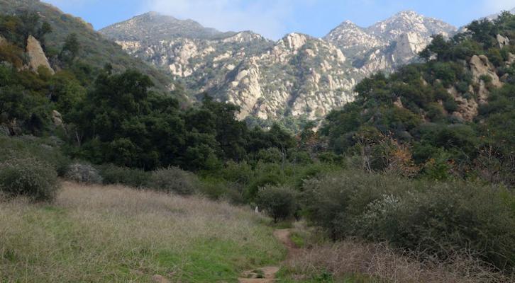 Gibraltar Rock Sierra Club Hike