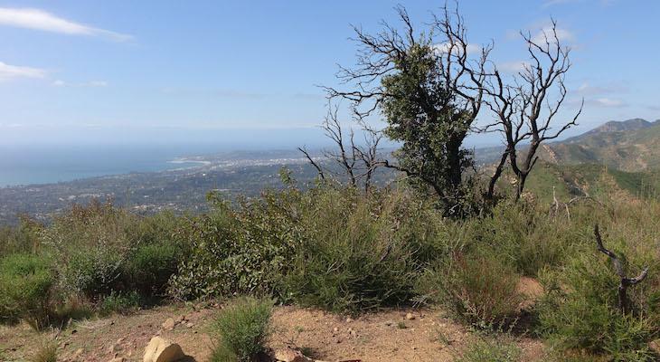 Romero to Buena Vista Hidden Benches Sierra Club Hike title=