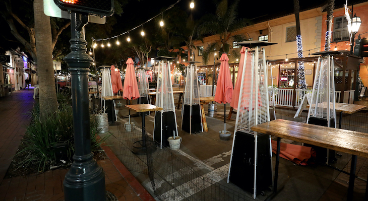 The Santa Barbara Bars and Restaurants Who've Refused to Follow COVID-19 Rules title=