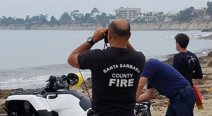 Pilot Identified in Airplane Crash Off Goleta Coast