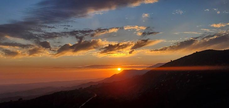 A Golden San Marcos Sunset