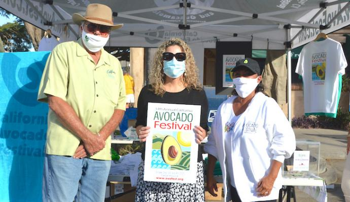 34th Annual Avocado Festival Poster Unveiled