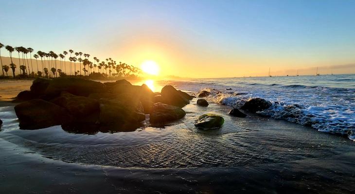 East Cabrillo Sunrise