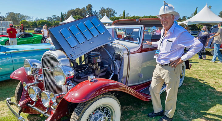 Montecito Motor Classic Car Show