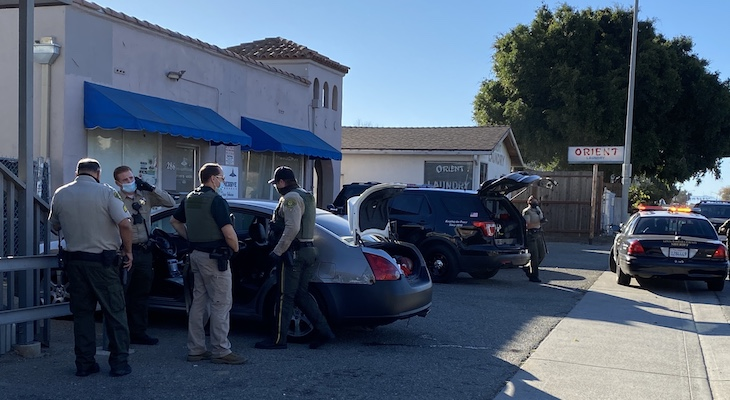 Carpinteria Armed Robbers Arrested in Goleta