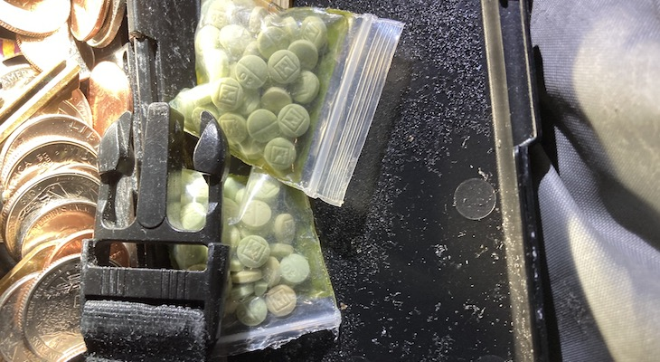Suspect Arrested for Ghost Gun and Narcotics Charges