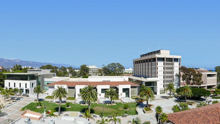 UC Santa Barbara's Library Shuffle