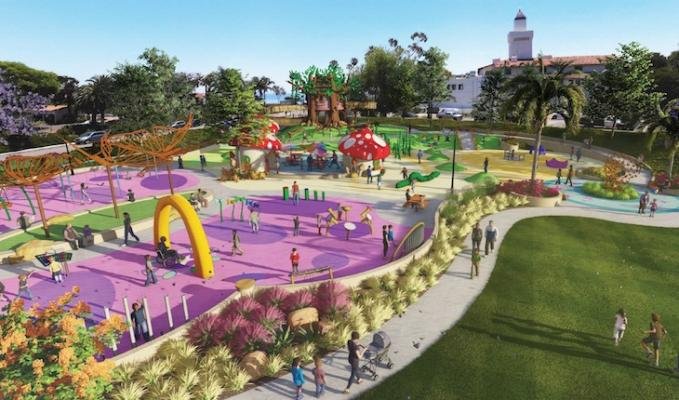 Dwight Murphy Field Project & Playground Update