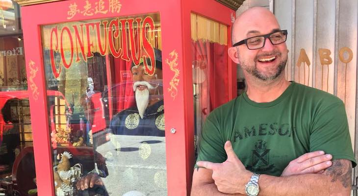 Longtime Local Bartender Passes at 44 title=