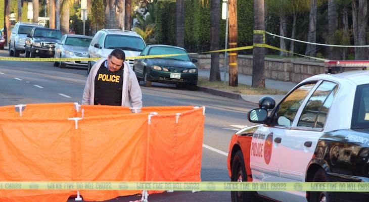 One Dead in Fatal Shooting on W. Victoria title=