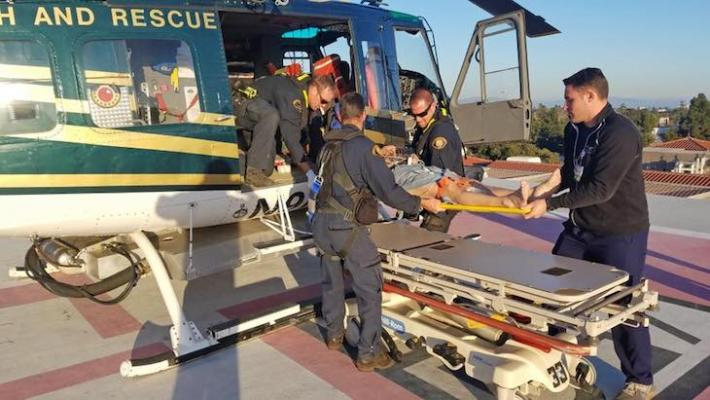 Sheriff's Air Support Unit Aids in Rescues and Arrest title=