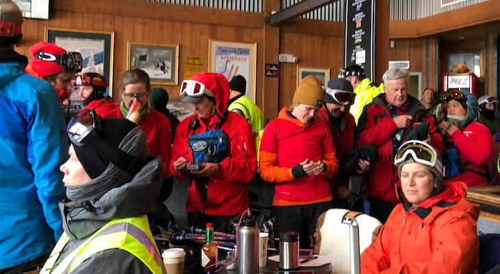 Local Search & Rescue Team Assist Mono County Avalanche Response title=