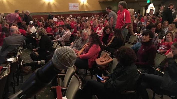 School Board Demotes San Marcos Principal Despite Community Support